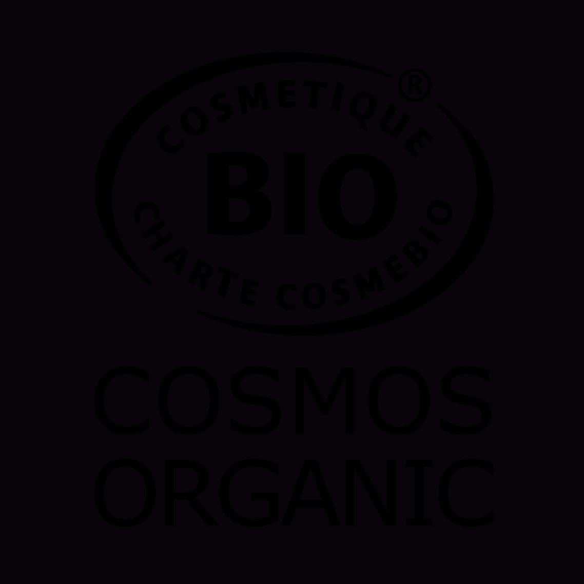 huile remodelante LM-BIO - logo cosmos organic